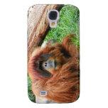 Orangután soñoliento