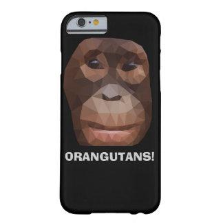 Orangutanes Funda Para iPhone 6 Barely There