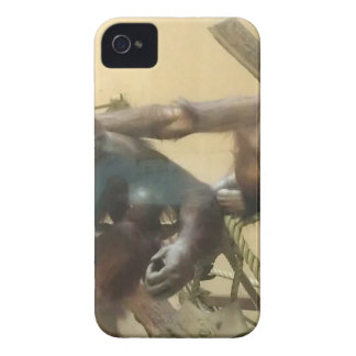 Orangutanger that is friends iPhone 4 cover