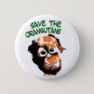 Orangutans Button
