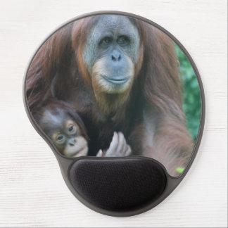 Orangutans Gel Mouse Mat