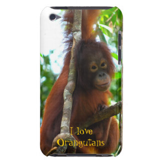 Orangutans Rock iPod Touch Case-Mate Case