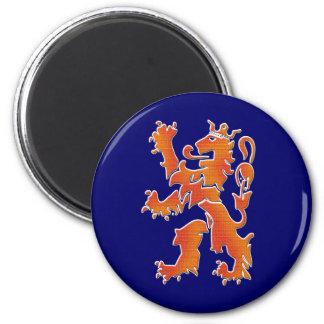 Oranje leeuw - Netherlands lion Refrigerator Magnets