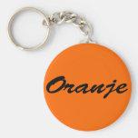 Oranje Llavero