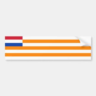 Oranje-Vrystaat Bumper Sticker