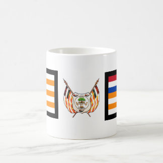 Oranje-Vrystaat Coffee Mug