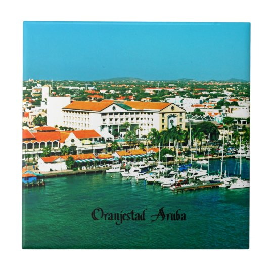Oranjestad Aruba Ceramic Tile