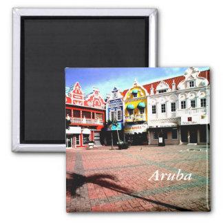 Oranjestad, Aruba Imán Cuadrado