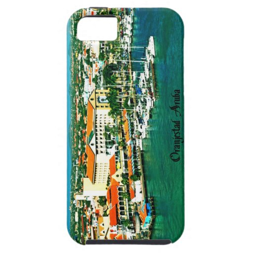 Oranjestad Aruba iPhone 5 Covers