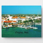 Oranjestad Aruba Photo Plaques