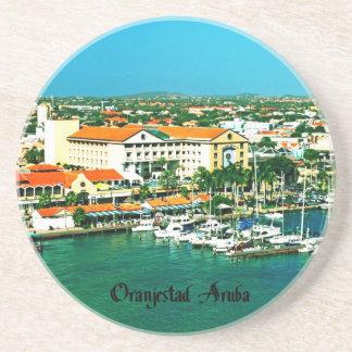 Oranjestad Aruba Posavasos Para Bebidas