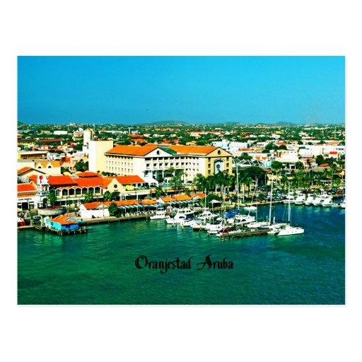 Oranjestad Aruba Postal