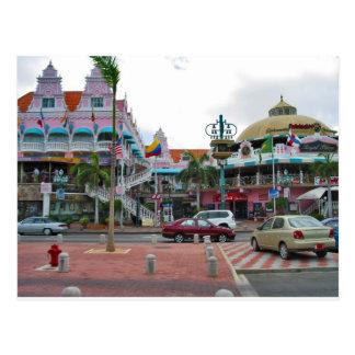 Oranjestad Aruba Postcard