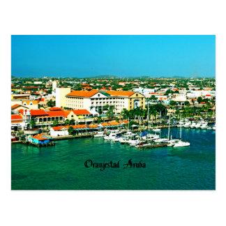 Oranjestad Aruba Post Cards