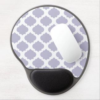 Orante Pattern1 Lavender Gel Mouse Mats