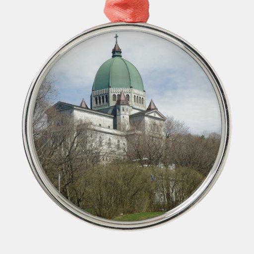 Oratorio de San José, Montreal Adorno De Navidad
