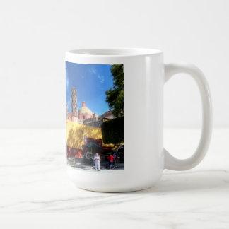 Oratorio San Felipe Neri, San Miguel, taza de café