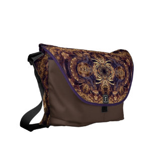 Oratum Rickshaw Messenger Bag