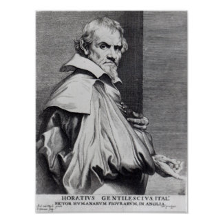 Orazio Gentileschi, de van Dyck Posters