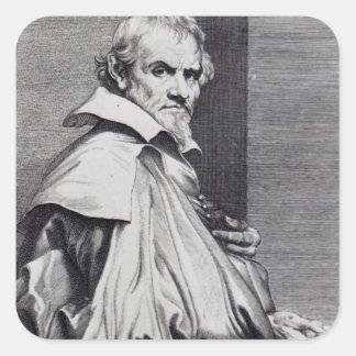 Orazio Gentileschi, from van Dyck's Stickers