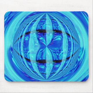 Orb Blue mousepad (horizontal)