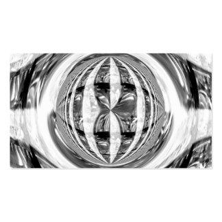Orb Chrome business card