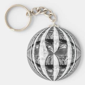 Orb Chrome keychain