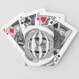 Orb Chrome playing cards