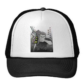 Orb Fusion Mesh Hats