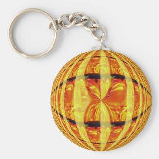 Orb Gold keychain