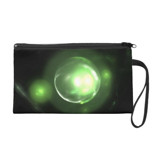 Orb of Life Wristlet Clutch