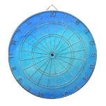 Orbe - azul tablero de dardos