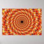 Orbe de Hypno - poster del fractal