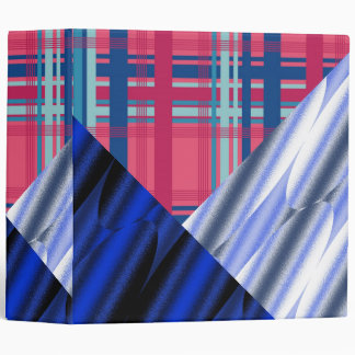 Orbe en carpeta de la tela escocesa