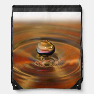 Orbe líquido mochila