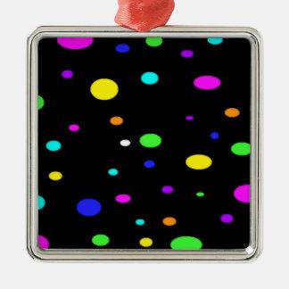 Orbe-ornamento coloreado ornamente de reyes