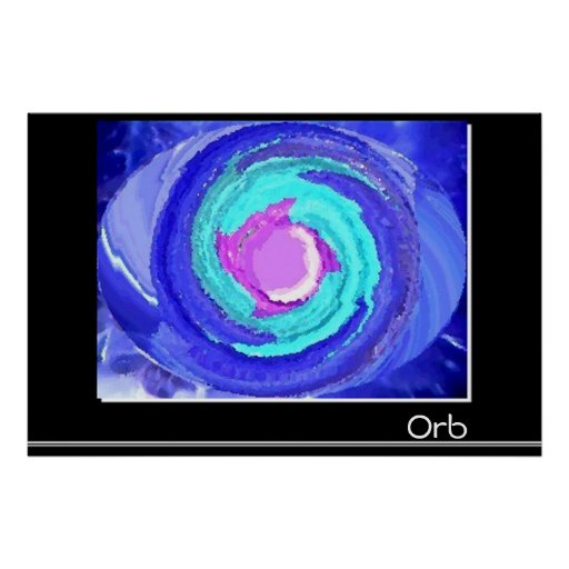 Orbe Poster