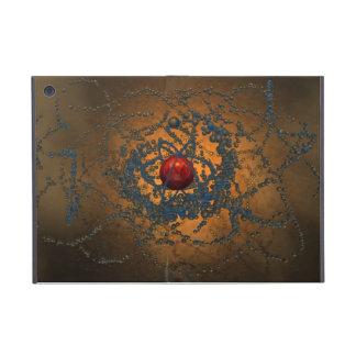 Orbes abstractos iPad mini fundas