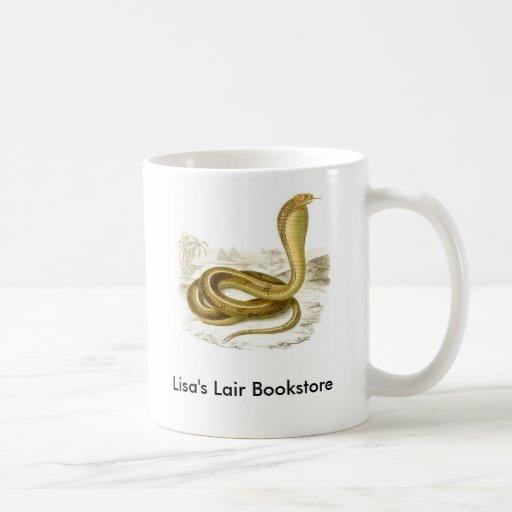 Orbigny - Egyptian Cobra - Naja haje Promo Coffee Mug