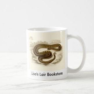 Orbigny - Elephant-trunk Snake Bookstore Promo Coffee Mug