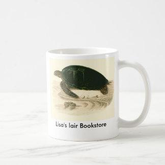 Orbigny - Green Sea Turtle - Gymnopus spineferus Coffee Mug