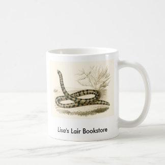 Orbigny - Snake - Tortrix scytale Bookstore Promo Coffee Mug