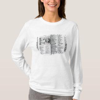 'Orbis Sensualium Pictus' T-Shirt
