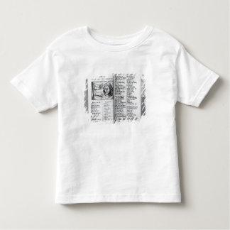 'Orbis Sensualium Pictus' Toddler T-shirt