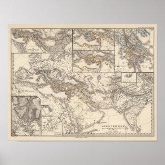 Orbis terrarum post proelium Corupediense Poster