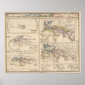 Orbis terrarum poster