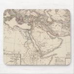 Orbis terrarum regni Assyrii tempore Mouse Pads