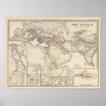 Orbis terrarum regni Assyrii tempore Print