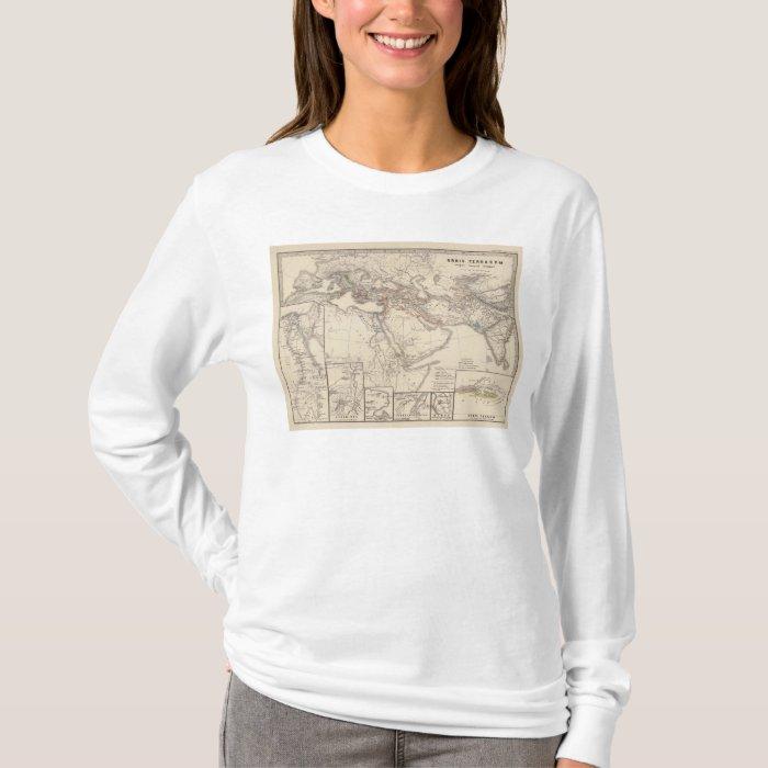 Orbis terrarum regni Assyrii tempore T-Shirt
