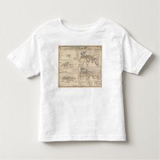 Orbis terrarum toddler t-shirt
